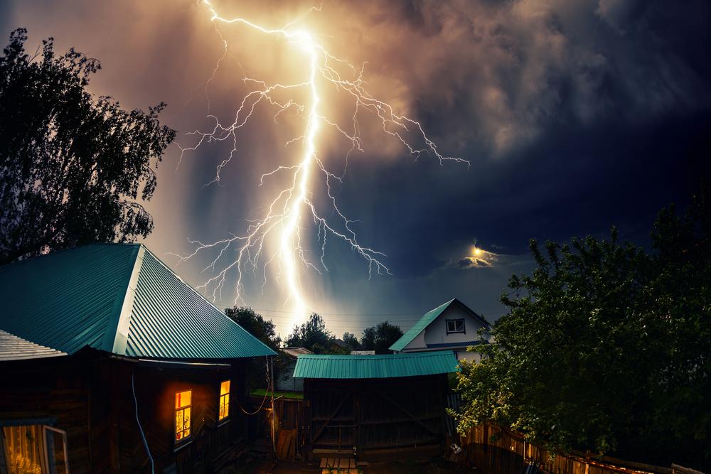 onweer, weerschade