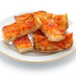 Stokbrood met tomaten. Recept pan con tomate