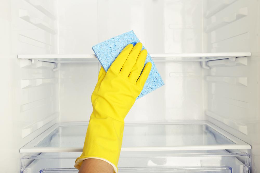 koelkast schoonmaken tips