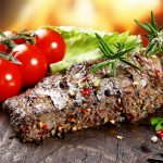 Recept pepersteak op de barbecue