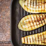 Aubergine klaarmaken op de grill. Hoe doe je dat?