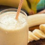 Recept frisse bananensmoothie