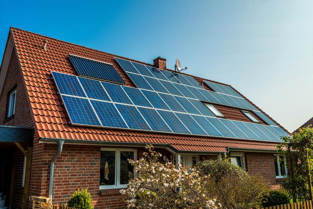zonnepanelen, zonnepanelen Zuid-Nederland