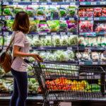 Minder verpakkingsmateriaal in supermarkt in 2025