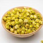 Recept Matcha popcorn
