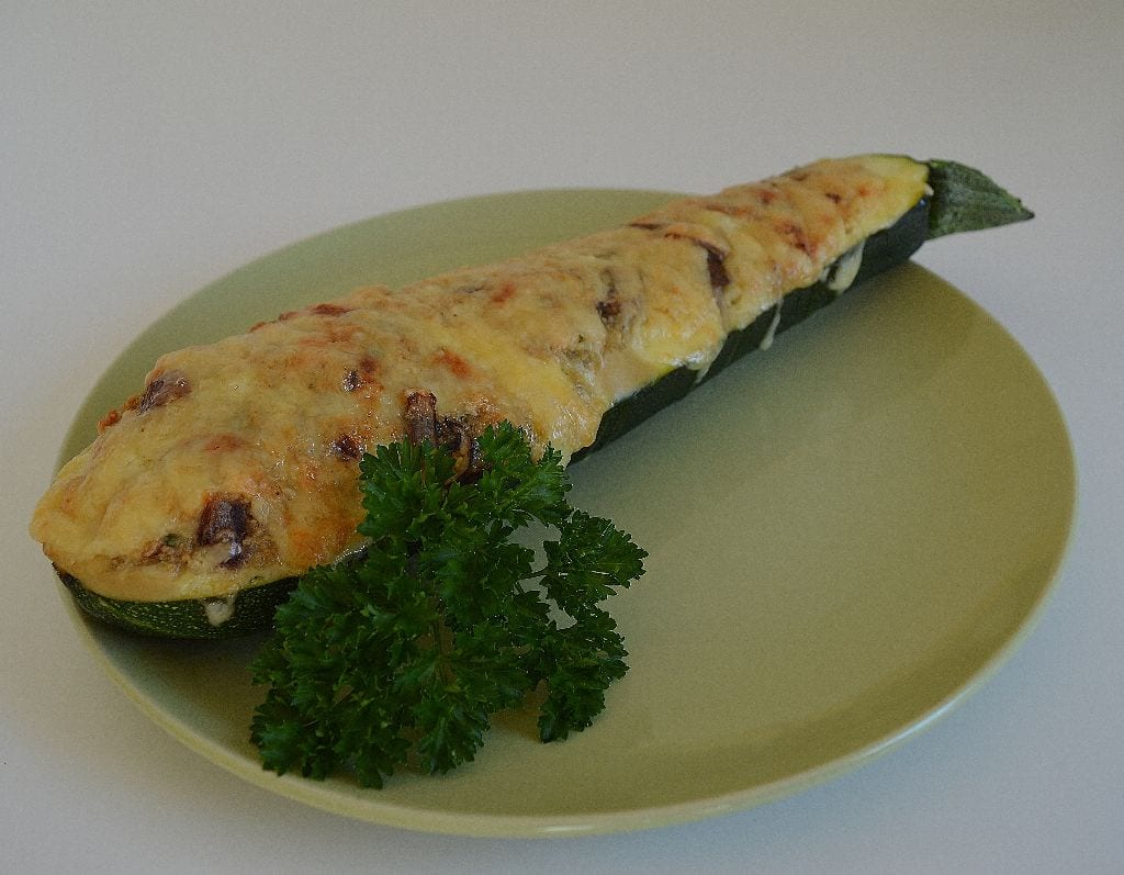 gevulde courgette