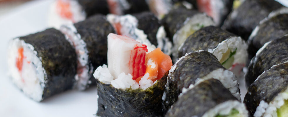 sushi maken